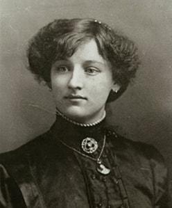 Annie-Louise Hackett