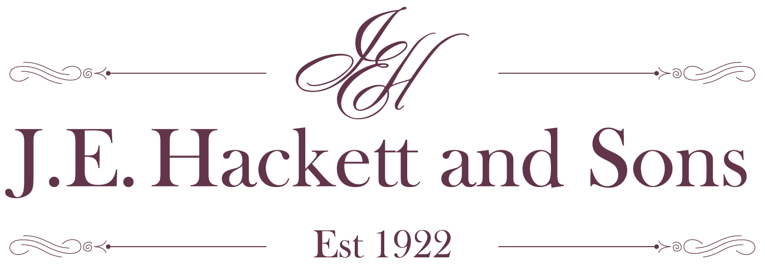 J E Hackett & Sons Logo